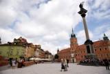 Warszawa. 50 lat temu ruszyła odbudowa Zamku Królewskiego