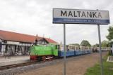 Kolejka Maltanka będzie kursować także w dni robocze. A w ten weekend można przejechać się zabytkowym parowozem w ramach Dni Pary