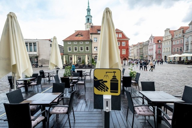 Reprezentanci Izby Gospodarczej Gastronomii Polskiej chcą, by restauracje były otwarte już w majówkę