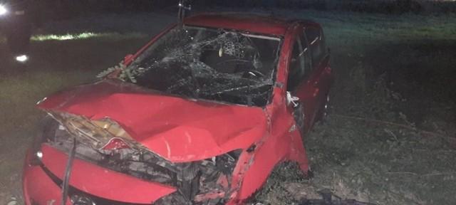 Wypadek w gminie Lubraniec