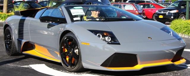 Tak wygląda prawdziwy Lamborghini