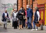 Tak wygląda Toruń w czasach zarazy. Maseczki, ruch, wycieczki