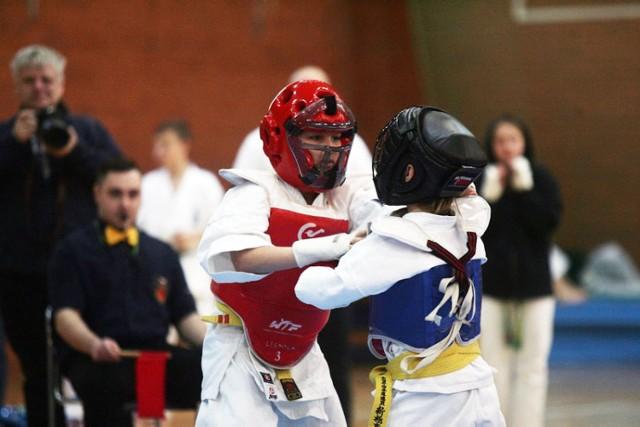 Turniej Karate Silesia Cup Shinkyoushin w Legnicy
