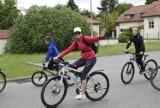 Skierniewicka Grupa Vandalsi kręci kilometry dla miasta. Ruszył rajd rowerowy ZDJĘCIA