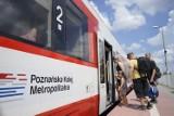 Poznańska Kolej Metropolitalna ogłasza nowe połączenia i wydłuża trasy