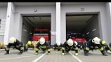 #GaszynChallenge. Strażacy z powiatu pilskiego pompowali dla chorego Wojtusia [ZDJĘCIA, FILMY]