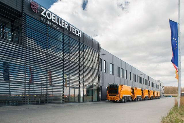 Rekowo Górne: ZOELLER TECH Sp. z o.o. - przeciętne zatrudnienie w 2019 r. - 671 osób