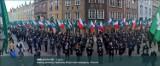 Dziesiątki sympatyków ONR przemaszerowało przez centrum Gdańska.Na portalach społecznościowych pojawiła się fala krytyki