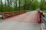 Drewniany most w Lisowicach ma być podświetlany. Powstaje jego nowy projekt
