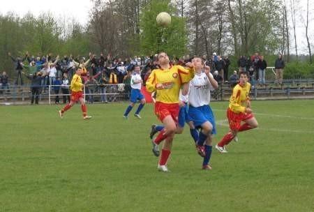 Derby w maju 2:1 wygrał Borowiak. Fot. Wojciech Piepiorka
