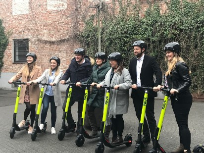 400 новых электрических скутеров на улицах столицы [ЦЕНЫ, КАК ЭТО РАБОТАЕТ]