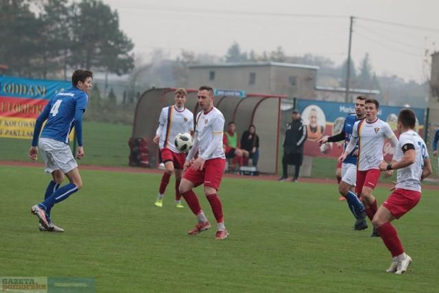 Wyniki meczów 17. kolejki - 5 liga kujawsko-pomorska.