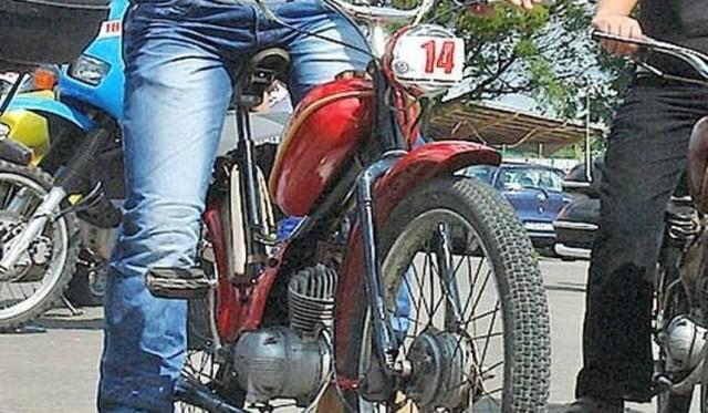 Chełmińscy mundurowi ścigali m.in. motocyklistę