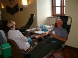 Niepołomice: oddali ponad 16,5 l krwi