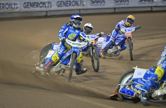 GKM przegrał z Unią Leszno 39:51