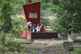 Tragiczna historia Bornego Sulinowa. Groby na każdym kroku... [zdjęcia]