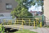 Malbork. Kładka nad Kanałem Juranda na Targowej będzie przez dwa miesiące niedostępna. Piesi muszą liczyć się z utrudnieniami