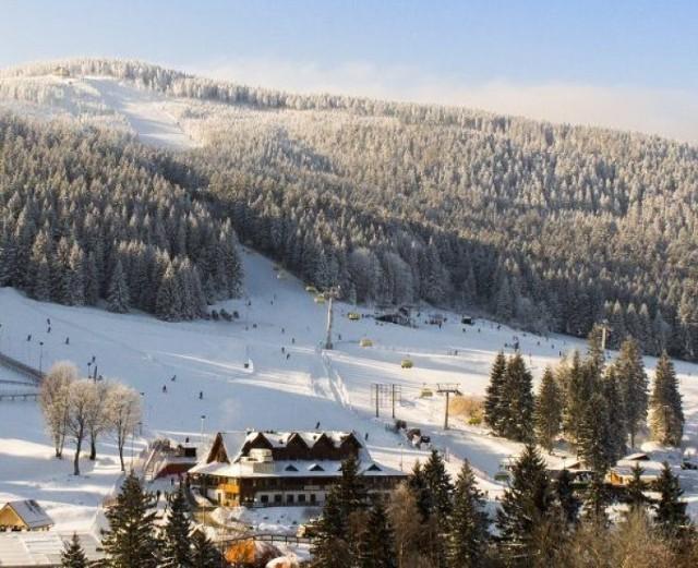 Czarna Góra Ski Resort z nowymi apartamentami Czarna Perła