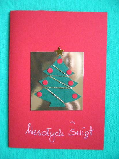 Niesamowite Ręcznie robione kartki świąteczne, czyli moje hobby - NaszeMiasto.pl KH14
