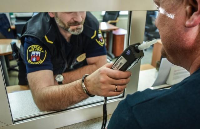 Zatrzymany w Świedziebni mężczyzna miał w organizmie ponad 2,7 promila alkoholu