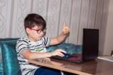 Pleszew. Uczniom z Pleszewa w czasie zdalnej lekcji wyświetlił się film pornograficzny
