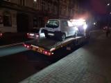 W Przemyślu wpadł 52-letni pijany kierowca fiata seicento