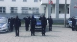 Malbork. Policjanci oddali cześć zamordowanemu koledze z Raciborza