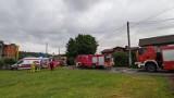 Tragedia w Orzeszu! W pożarze domu zginęły trzy osoby. Budynek jest całkowicie spalony