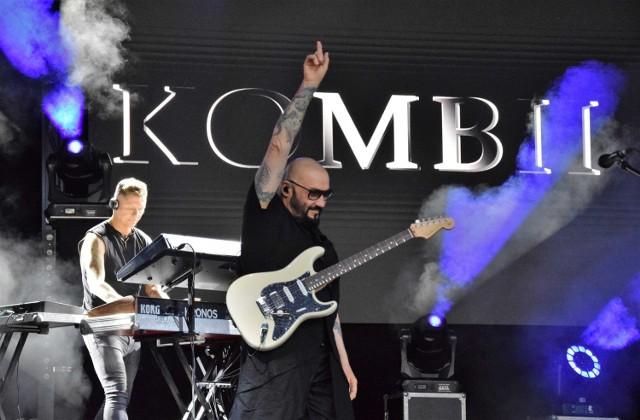 Dni Inowrocławia 2021 zakończył koncert grupy Kombii