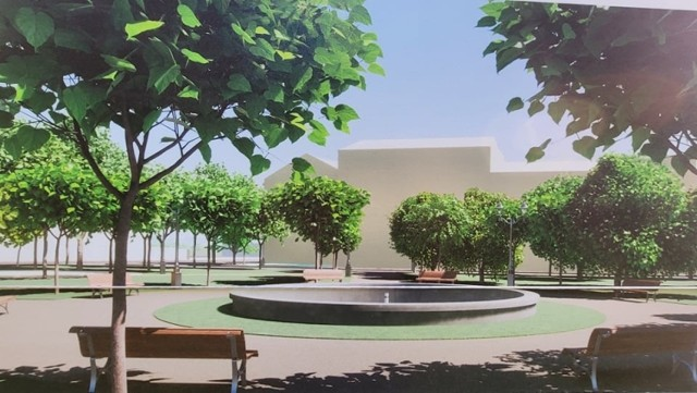 Spotkanie z mieszkańcami na temat przyszłości Placu Wałowego oraz wizualizacje projektu