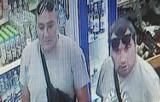 Pleszew. W Pleszewie doszło do serii włamań do sklepów. Policja publikuje wizerunek dwóch mężczyzn, którzy mogą mieć związek ze sprawą