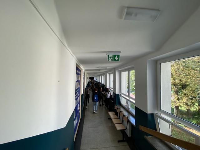 Budynek zespołu nr 3 w Olkuszu