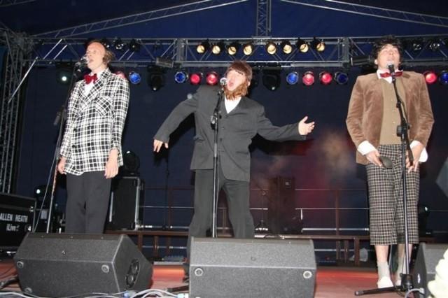 Dni Księstwa Brzeskiego 2009 - Kabaret pod Wyrwigroszem.