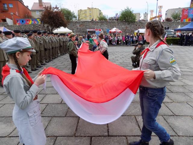 Tak przed pandemią obchodziliśmy Święto Flagi 2 maja