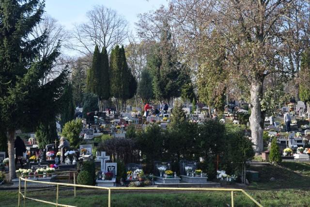 Szczecinecki cmentarz