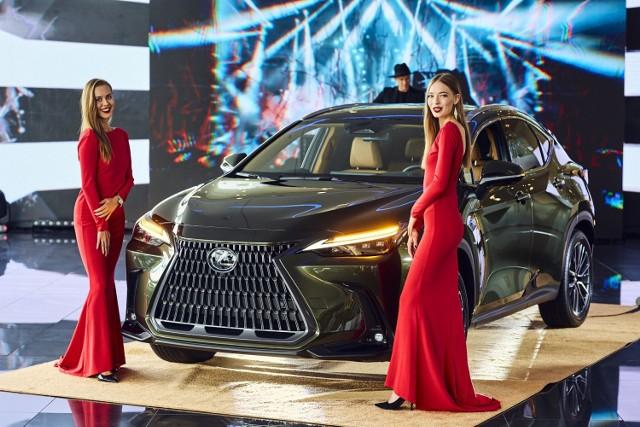 Lexus NX, najmłodsze dziecko motoryzacyjnego giganta, 5 i 6 sierpnia miał swoją uroczystą premierę w Krakowie