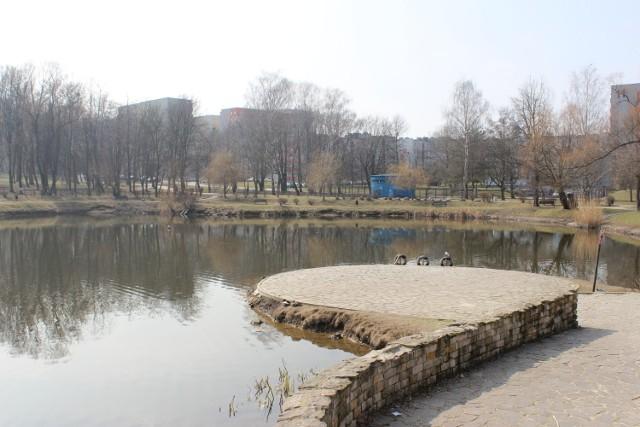 Wiosna - w końcu - zagościła w Parku Kachla w Bytomiu. Zobacz kolejne zdjęcia >>>