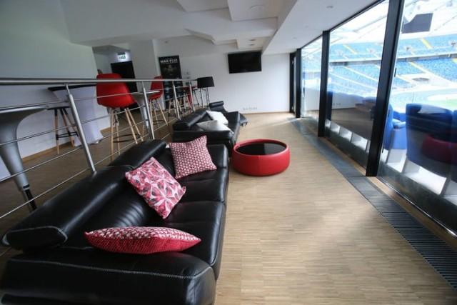 Zobaczcie loże VIP na śląskich stadionach i w halach Zobacz kolejne zdjęcia. Przesuwaj zdjęcia w prawo - naciśnij strzałkę lub przycisk NASTĘPNE