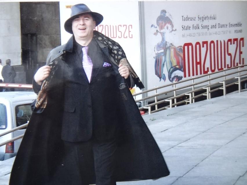 Zawsze elegancki. Tutaj na Nowym Świecie w Warszawie.