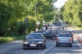 Uwaga kierowcy. Most nad Rudawą został zamknięty. Są utrudnienia w ruchu