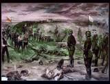 Symboliczny obraz III Powstania Śląskiego na Górze Świętej Anny ocalił od zapomnienia Bolesław Stachow