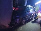 Nie żyje 21-letni kierowca, zginął w wypadku w Gołębiewie Wielkim [10.12.2020]. Policja ustala przyczyny i okoliczności wypadku