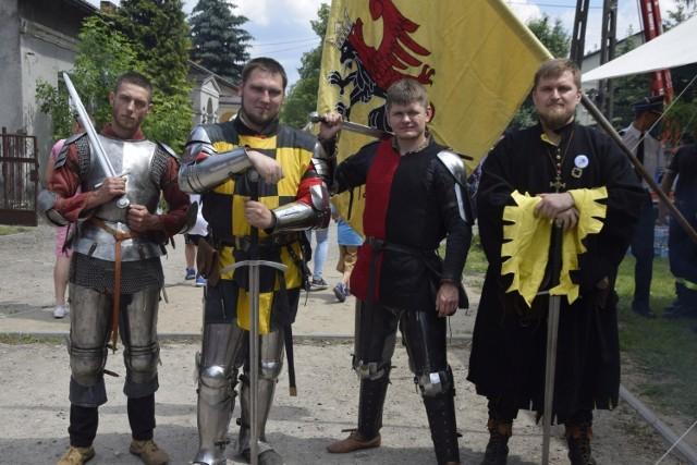 Organizatorami imprezy są rycerze z Chorągwi Zaciężniej Ziemi Kujawskiej