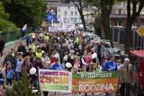 Marsz dla Życia i Rodziny w Bydgoszczy [Zdjęcia]