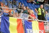 Zobacz zdjęcia kibiców w hali Globus na meczu MKS Perła Lublin z rumuńskim CSM