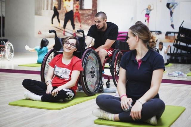 Siłownia dla niepełnosprawnych