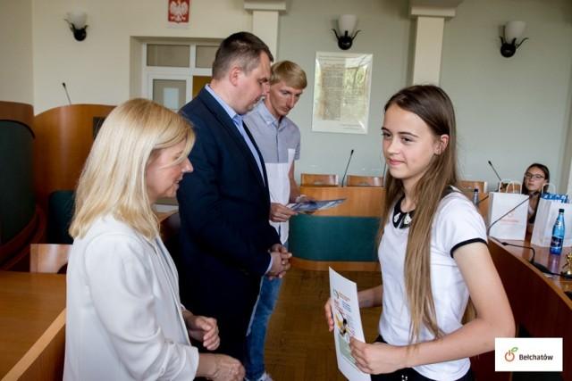 Podsumowanie Czwartków Lekkoatletycznych w Urzędzie Miasta w Bełchatowie
