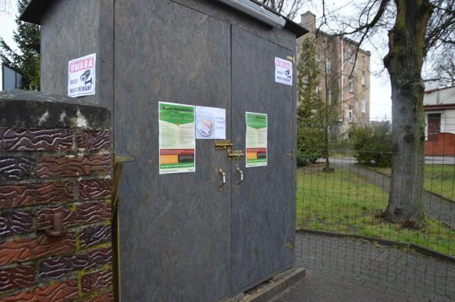 Pierwsza żywność trafiła do jadłodzielni w Żaganiu w weekend (17-18.04.20210)