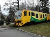Czeskie Koleje zamknęły swoje pociągi dla podróżnych w Głuchołazach