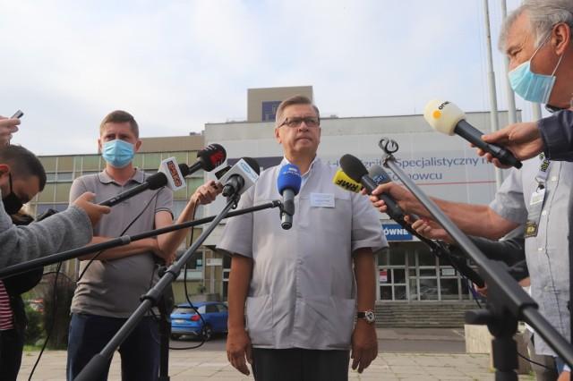 Lekarze Szpitala Wojewódzkiego w Sosnowcu informują o stanie zdrowia Fabio Jakobsena.